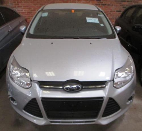 Ford Focus Hatch 1.6 SE COMPLETO - Manual - 2015