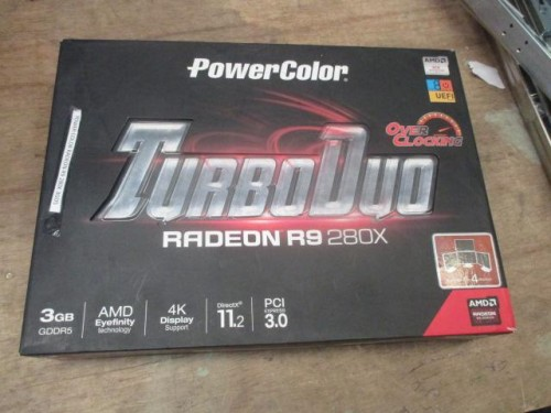 Placa de vídeo Power Color Radeon R9 280X 3GB