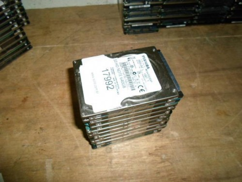 10 Hd´s para notebooks 640 GB