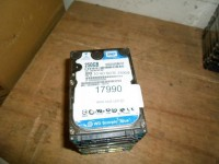 10 Hd´s para notebooks 250 GB