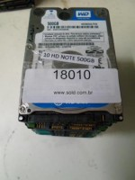 10 Hd´s para notebooks 500 GB